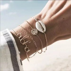 Summer Bracelets. Perfect for your beach time. NWT